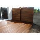 Lame de Terrasse en Itauba en 20 x 140 mm
