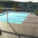 Terrasse Ipé Lisse 19 x 90 mm
