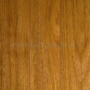 """Echantillon Parquet Jatoba Massif vernis """"Prêt-à-poser"""""""